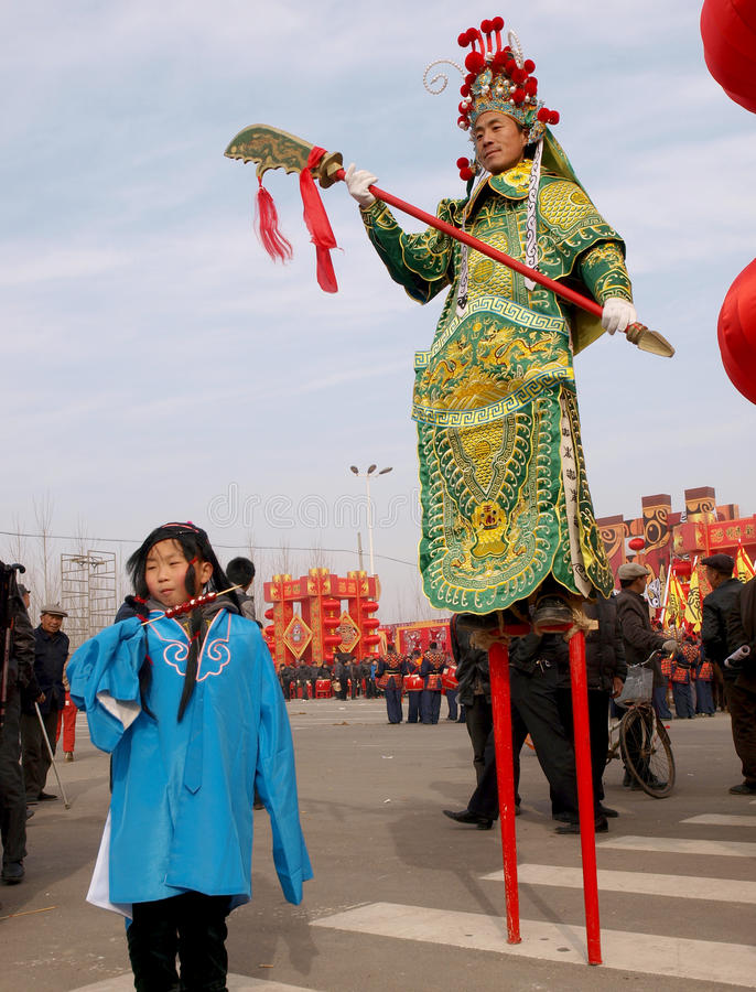 Download The Lunar New Year Celebration In 2013 Editorial Stock Photo - Image: 29473633