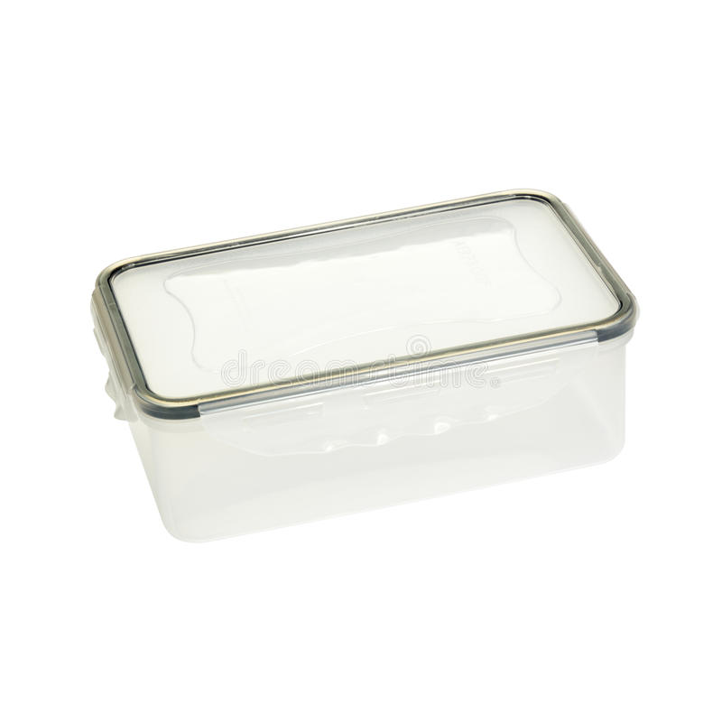 Download Lunch-box stock photo. Image of lunch, isolated, plastic - 24495414