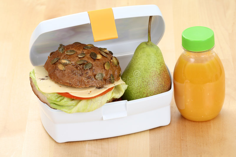 Download Lunch box stock photo. Image of shot, school, lunchbox - 6550694