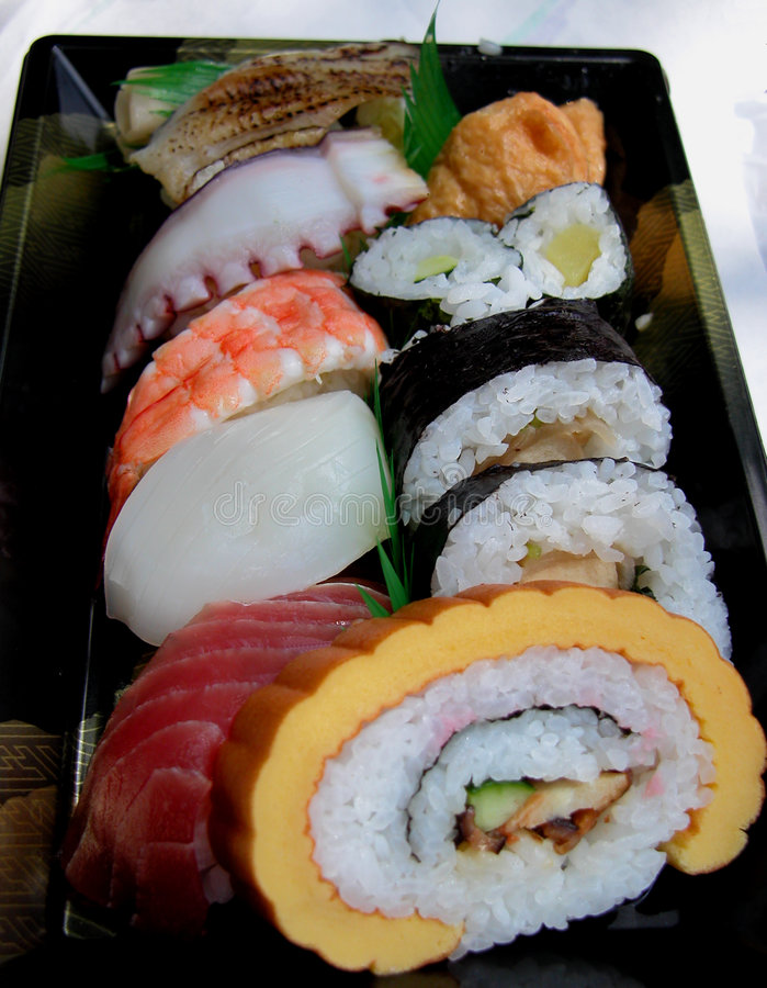 Free Lunch Box Without Chopsticks Royalty Free Stock Images - 12409