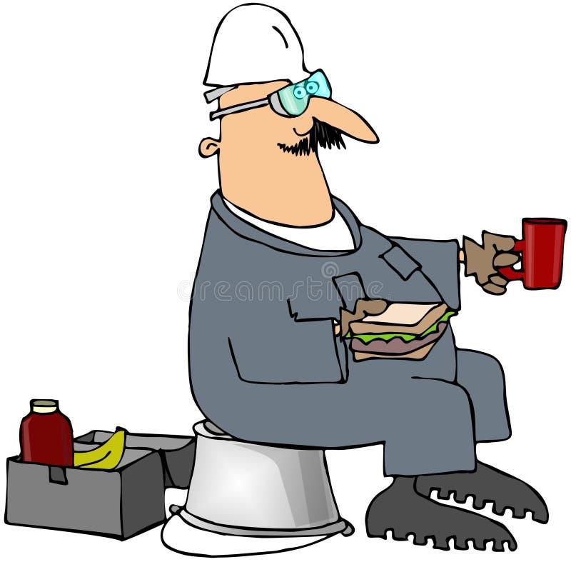Download Lunch Break Stock Photo - Image: 10844420