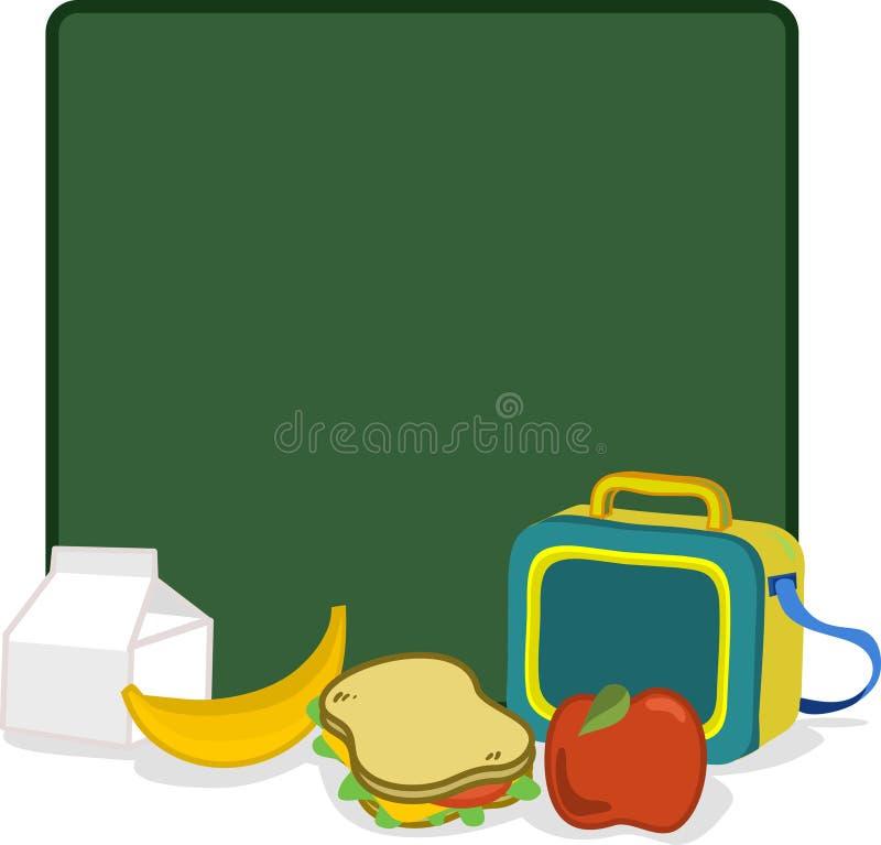 lunchbox royaltyfri fotografi