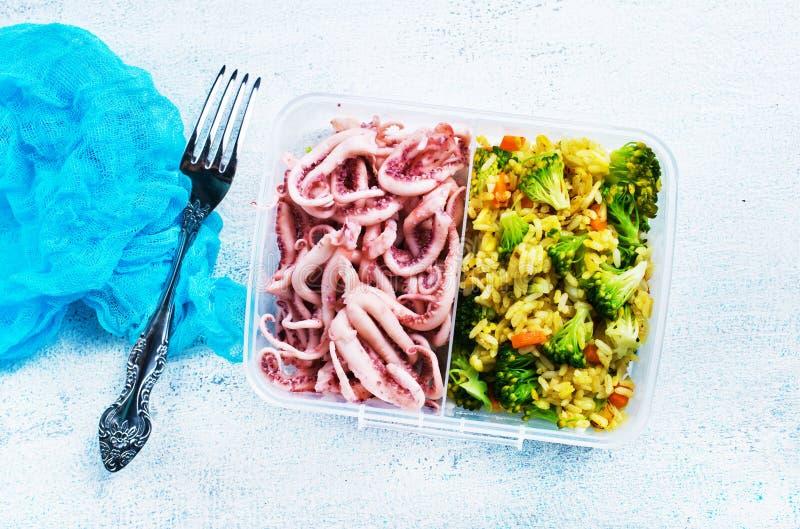 lunchbox obraz royalty free