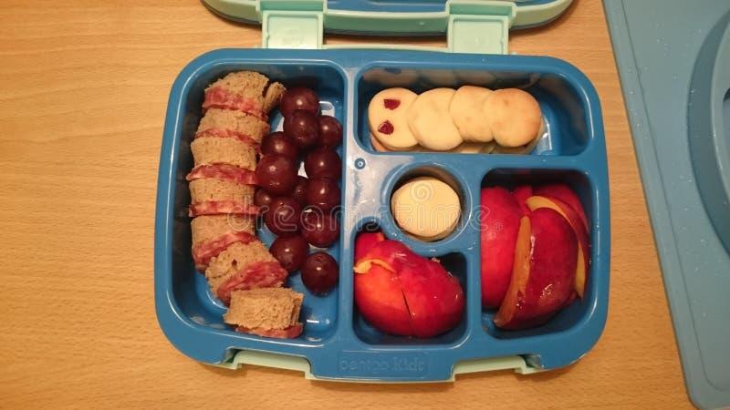 lunchbox fotografia stock libera da diritti