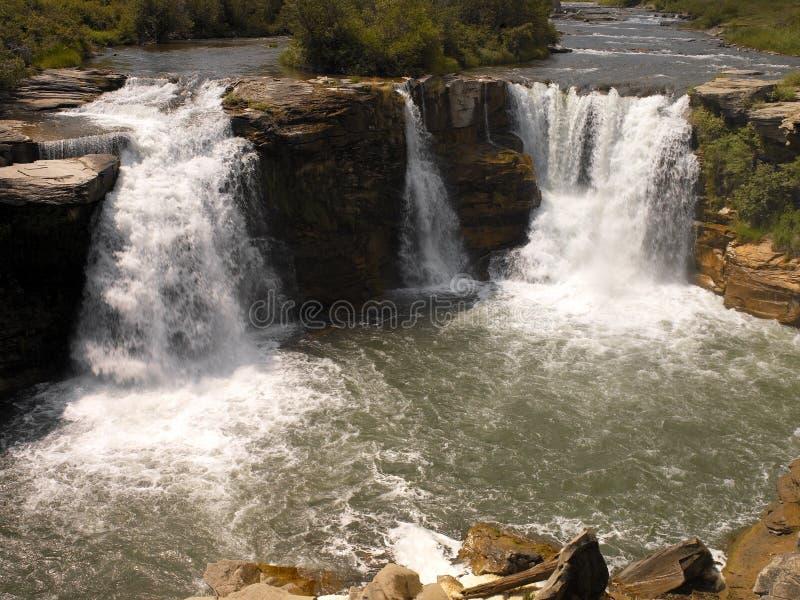 Download Lundbreak Falls - Alberta - Canada Stock Photo - Image: 17808062