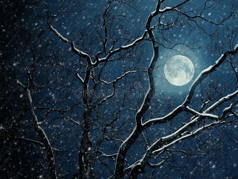 Lune image libre de droits