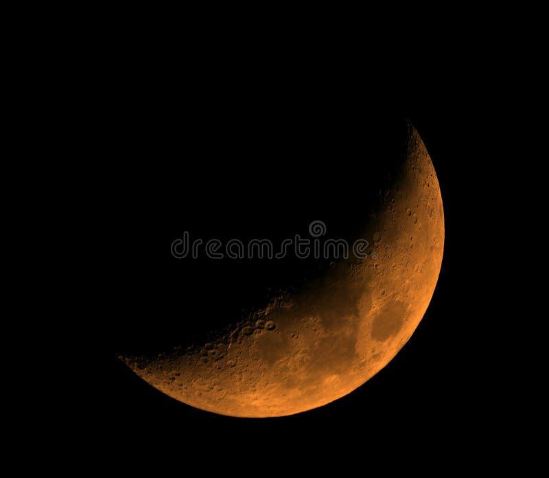 Lune photographie stock