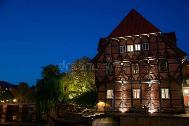 Luneburg, Baixa Saxónia, Alemanha foto de stock