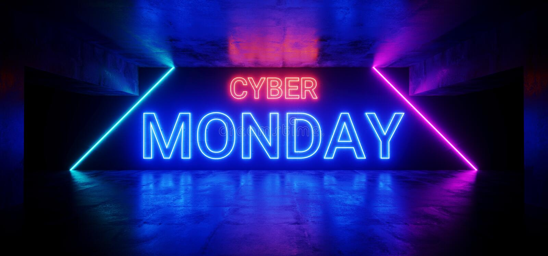 Lunedì cyber Sci futuristico Fi retro Gru sotterraneo scuro moderno illustrazione di stock