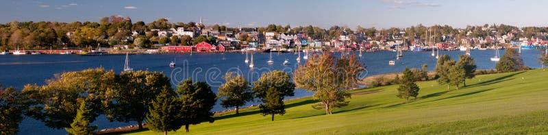Lunenburg,新斯科舍,加拿大 库存图片