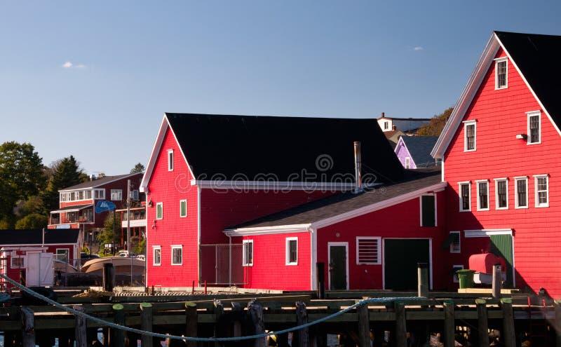 Lunenburg, Nova Scotia, Canada stock foto