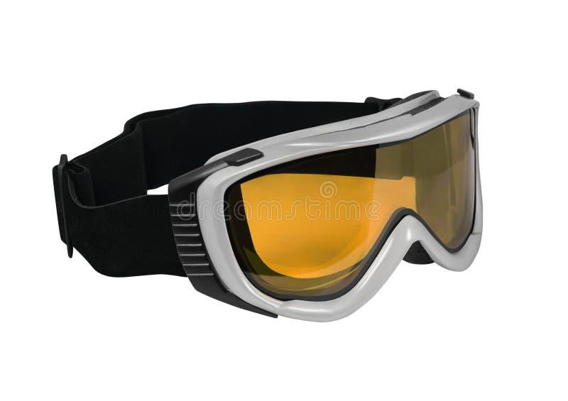 Download Lunettes De Ski Ou De Surf Des Neiges Image stock - Image du isolement, protection: 76085349
