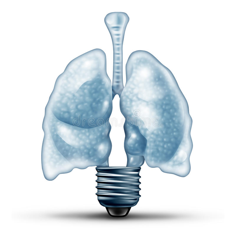 Lung Health Ideas libre illustration