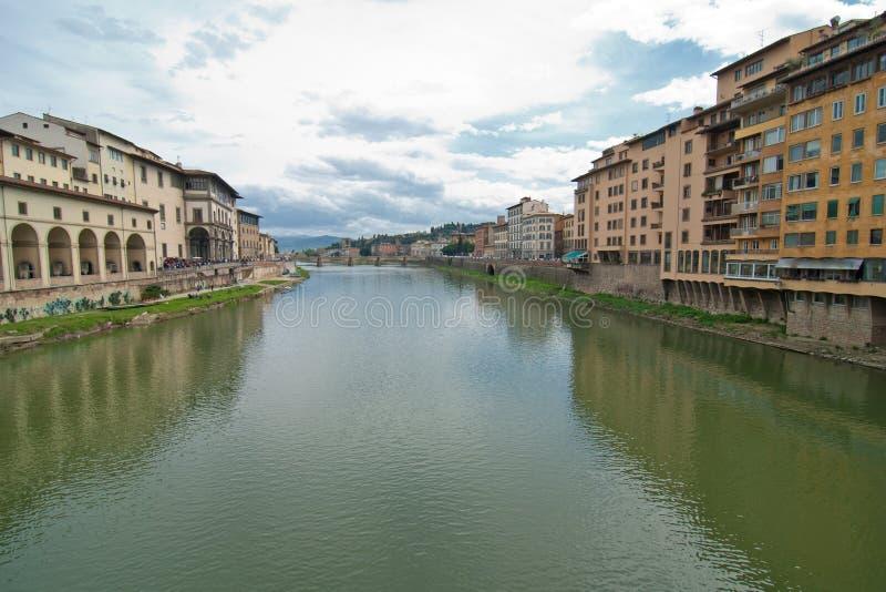 Lungarni, Florencia fotos de archivo libres de regalías