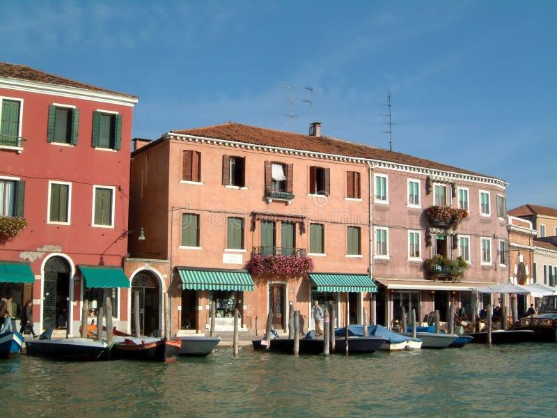 Lungomare acquista Murano immagine stock