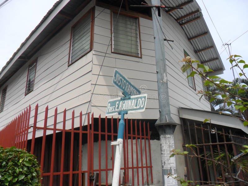 Lungsod ng卡加延德奥罗棉兰老岛菲律宾夏天2018年 图库摄影