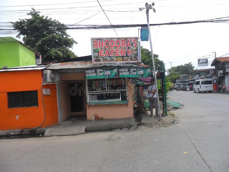Lungsod ng Cagayan de Oro Mindanao Philippines Summer 2018. Summer 2018. Lungsod ng Cagayan de Oro Mindanao Philippines. Crossroads. House. Exotic stock photo