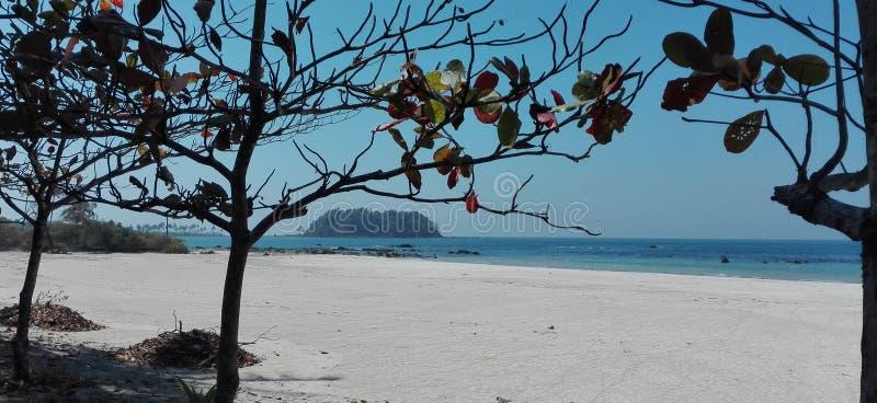 lunTaung νησί στοκ φωτογραφία με δικαίωμα ελεύθερης χρήσης