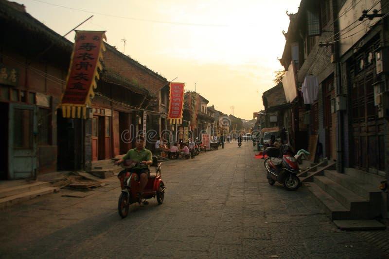 Luoyang-Trommel-Turm lizenzfreie stockfotografie