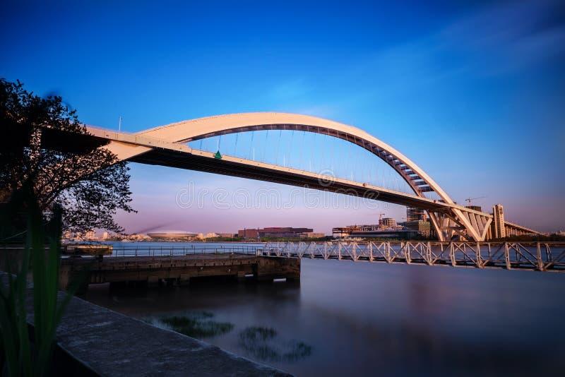 Lupu bridge stock photos