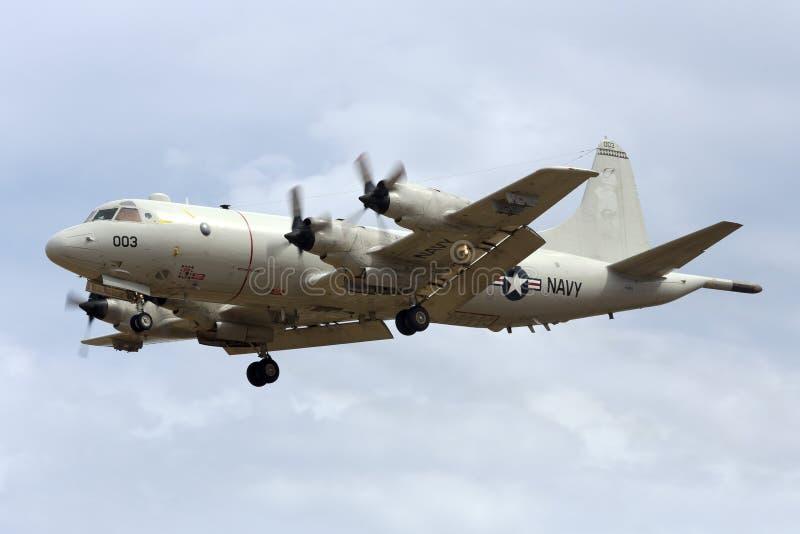 Luqa, Malta - 25 settembre 2015: Orion Landing immagine stock