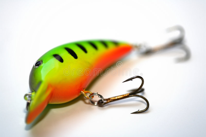 Lure royalty free stock images