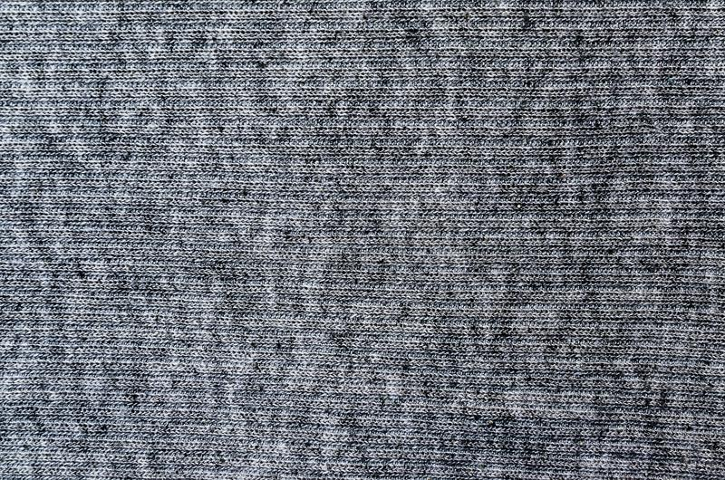 Lush texture of a towel. stock photography