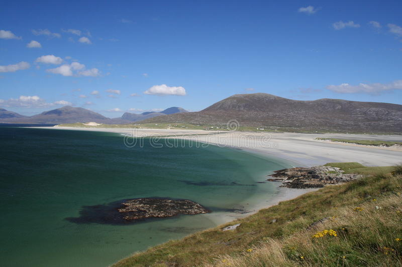 Download Luskentyre Beach, Isle Of Harris, Outer Hebrides Stock Image - Image: 16297617