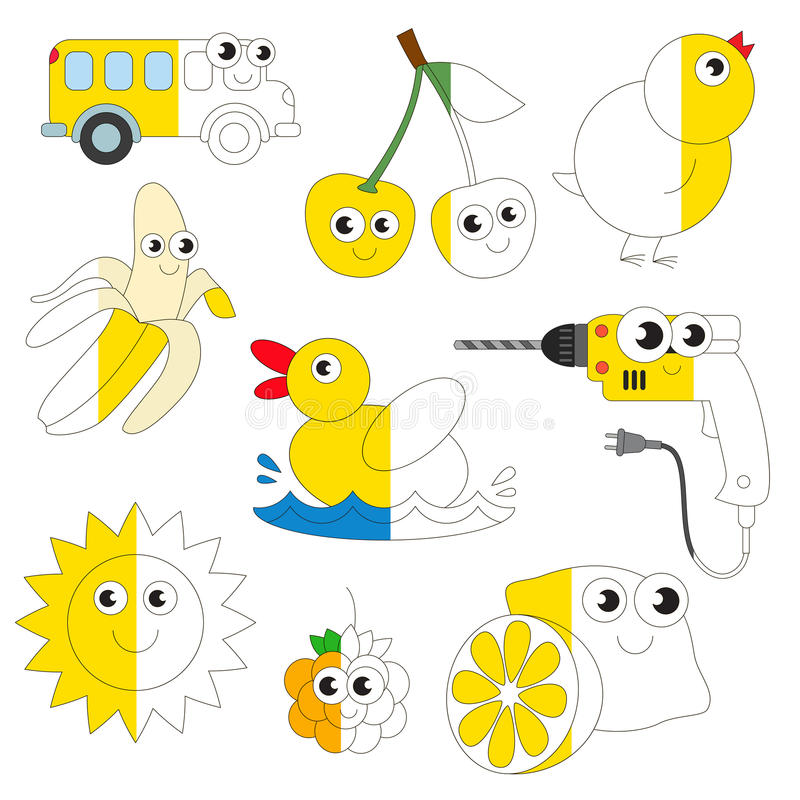 Wunderbar Farbbilder Für Kinder Galerie - Ideen färben - blsbooks.com