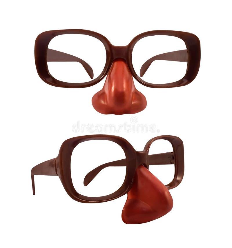 Lustige Gläser stockfotos