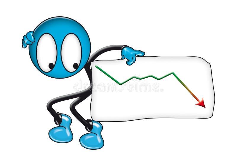 Download Lustige Marionette stock abbildung. Illustration von abschluß - 27735141