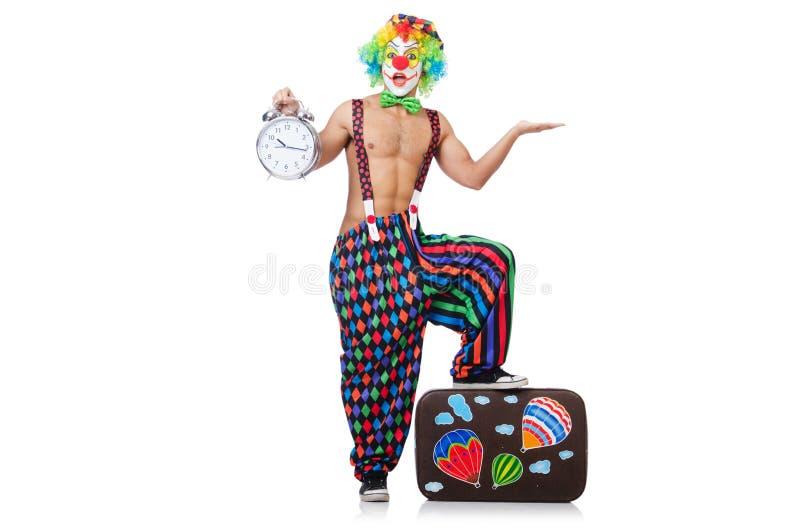 Lustiger Clown lizenzfreies stockbild