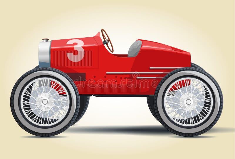 Lustiges Auto vektor abbildung