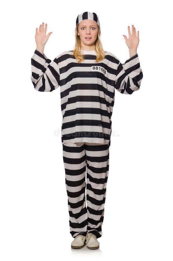 Lustiges Gefängnis lizenzfreies stockfoto