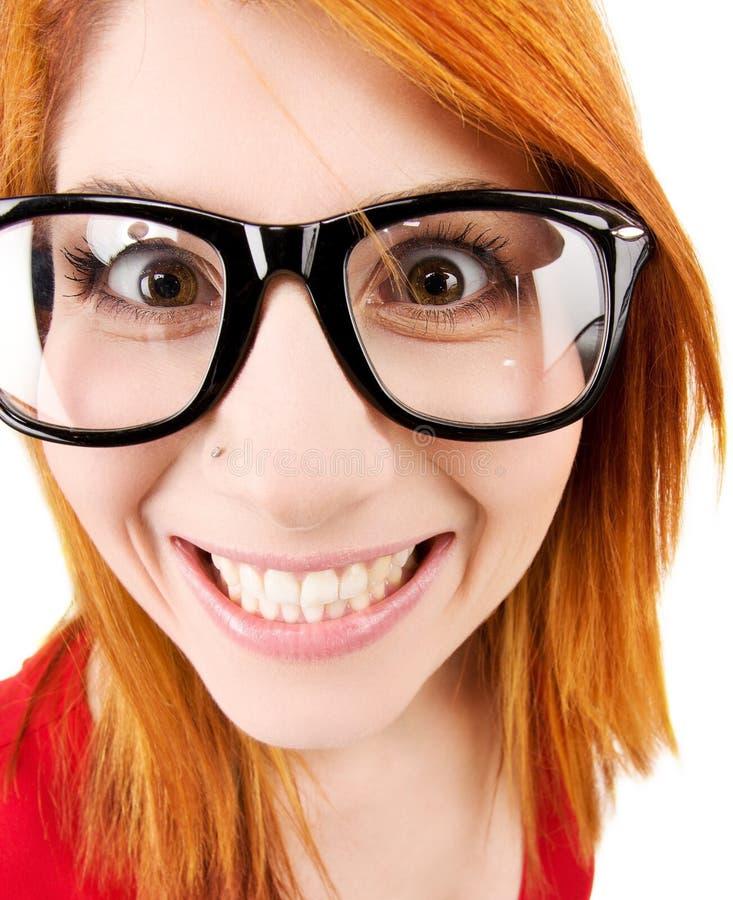 Lustiges Gesicht lizenzfreie stockfotografie