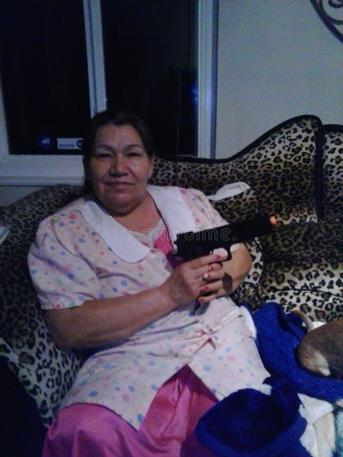 Lustiges Schauen mexikanisch lizenzfreie stockfotografie