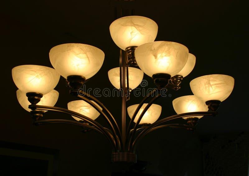 Download Lustre photo stock. Image du éclairage, onze, électrique - 90500