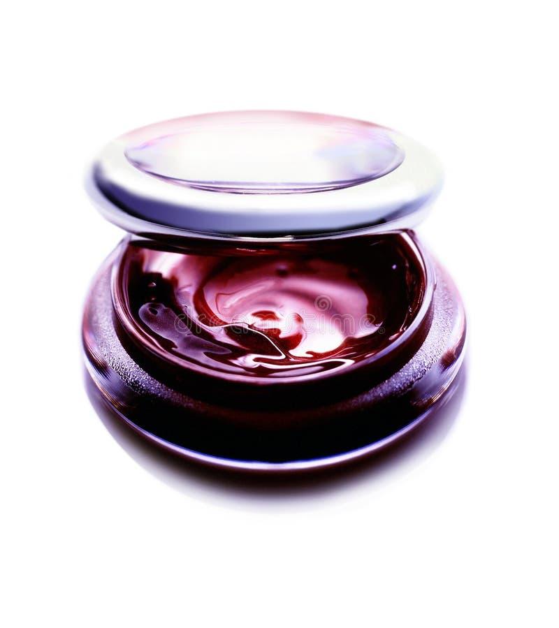 Lustre de lèvre photographie stock libre de droits