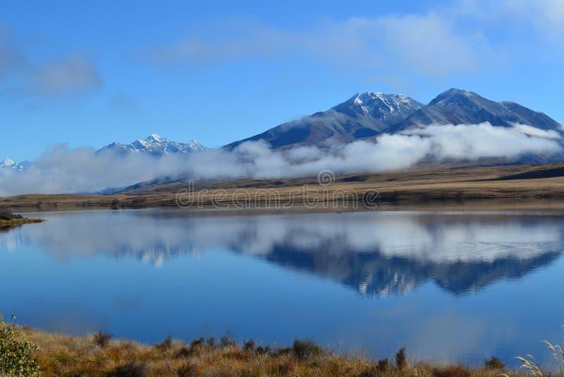 Lustrzana góra zdjęcie stock
