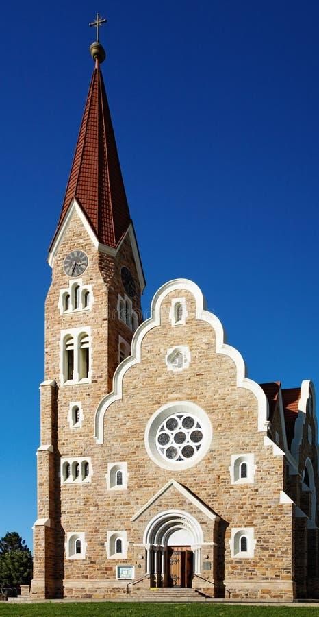 Lutheran church royalty free stock image