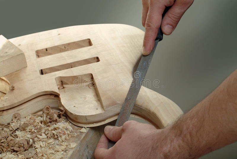 Download Luthier Stock Image - Image: 31323441