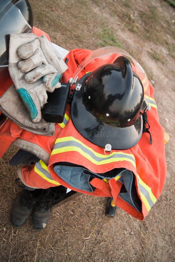 Lutte anti-incendie photos stock