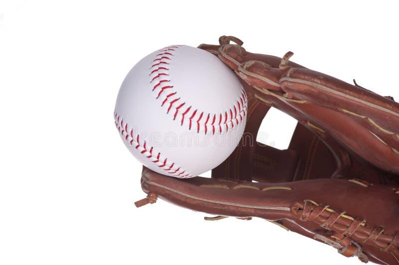 Luva de basebol imagem de stock royalty free