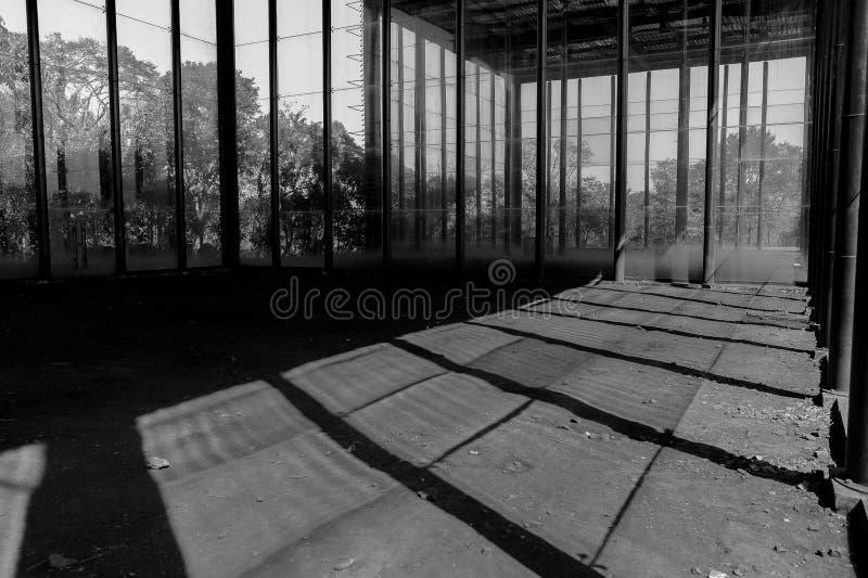 Lux ed ombra fotografia stock