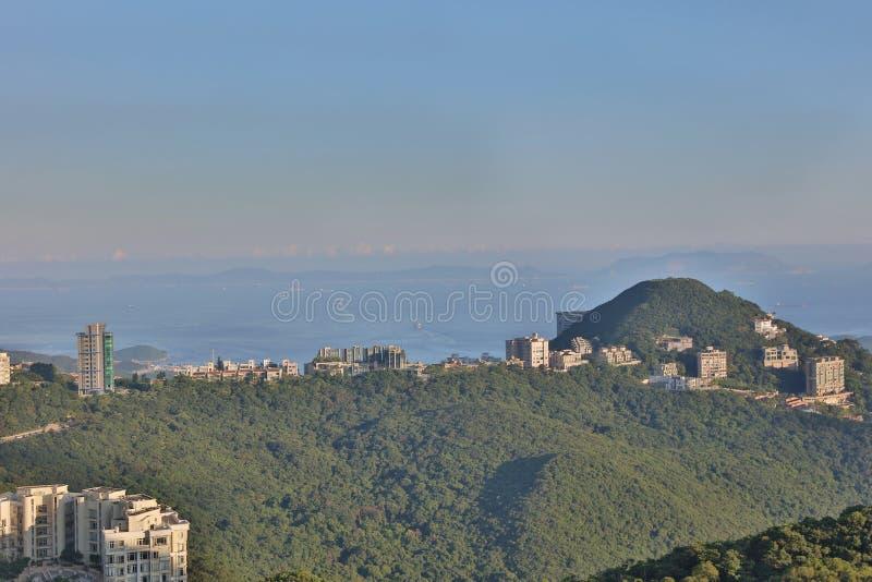 Luxe à la crête de Hong Kong photo stock