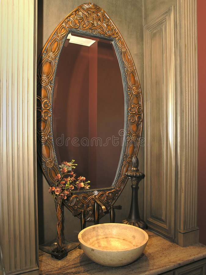 Luxe 3 - Badkamers 1 stock afbeeldingen