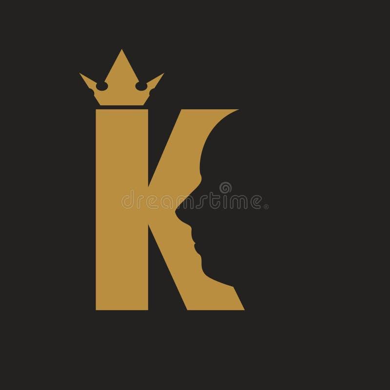 Luxe royal de roi illustration libre de droits