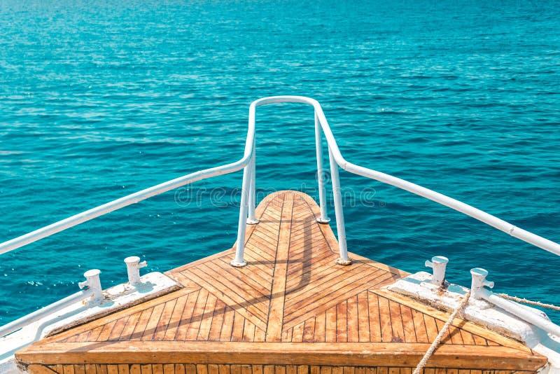 Luxejacht, streng binnenlands, comfortabel ontwerp voor rust de reis van het vrije tijdstoerisme stock foto