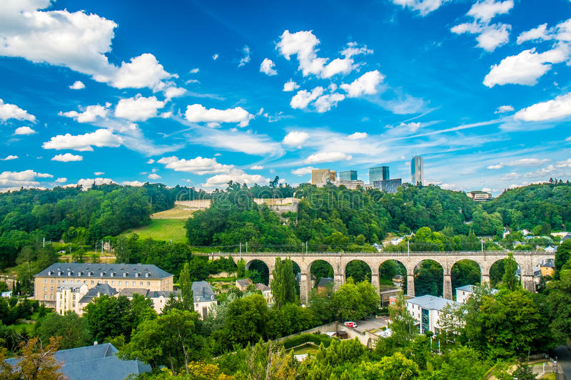 Luxembourg images stock