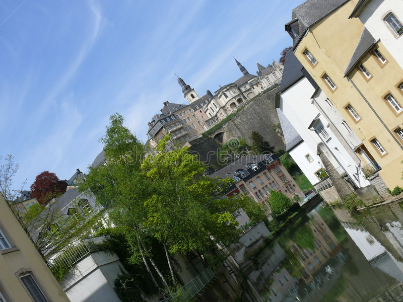 Download Luxembourg stock photo. Image of city, benelux, town, luxembourger - 5134650